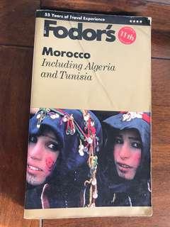 Fodor's Morocco Algeria & Tunesis