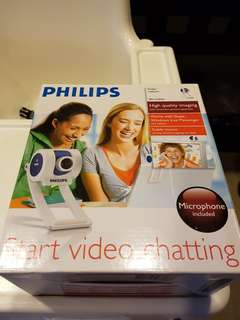Philips Webcam SPC210NC