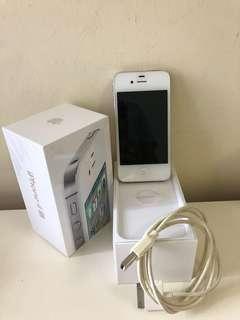 8成新Iphone4s連盒