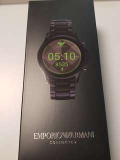 Emporio Armani Connected - Touchscreen Smartwatch 5002