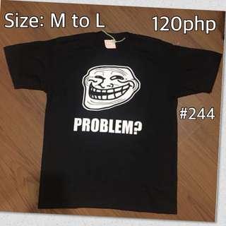 T shirt meme
