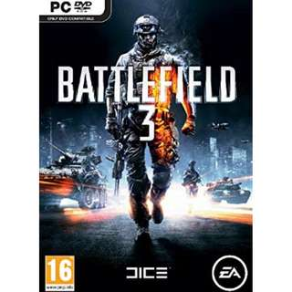 Battlefield 3 Offline with DVD (PC)