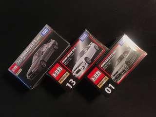 Tomica Nissan Skyline GTR R32 R33 R34