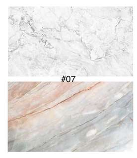 🚚 Marble Backdrop (Ready Stock)