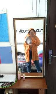 Oversize Outer Orange