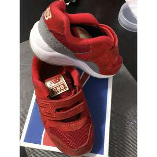 New Balance Original Shoes (pre loved)