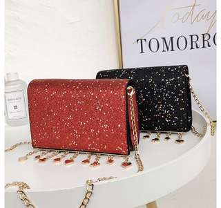 Sequins small bag