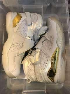 Nike Air Jordan 8 Champagne