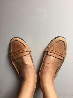Aldo Leather Loafers