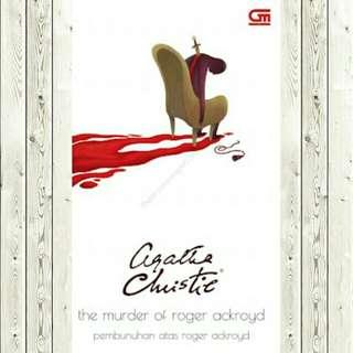 Premium ebook - Pembunuhan atas Roger Ackyord