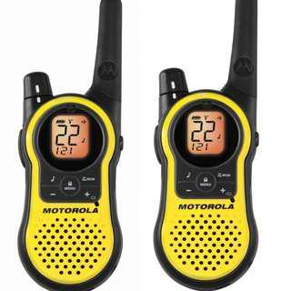 Motorola K7GMHBCJ Walkie Talkie 對講機