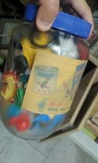 Vintage horlick jar