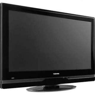 Toshiba LCD TV (Model : 37AV500E)