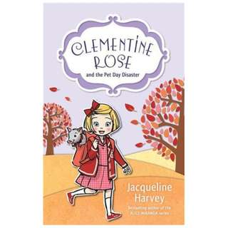 🚚 Clementine Rose and the Pet Day Disaster!
