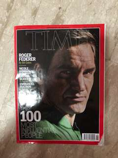 TIME's Top 100 Special Issue