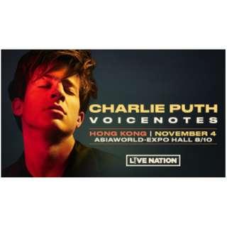 Charlie Puth Nine Track Mind (豪華版) CD 2016 (包郵)