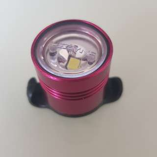 Lezyne femto front light for bicycle