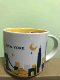 Starbuck Mug You Are Here (New York)