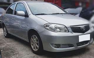 2009年Toyota vios