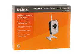 Dlink Wireless IP Internet Camera iPhone Android PC Browser Monitor Surveillance