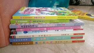 GREAT SALE$1-$4.50 Chinese books/Manga!!