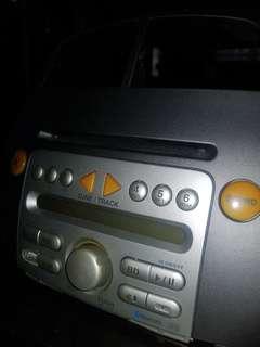 Myvi car cd stereo player