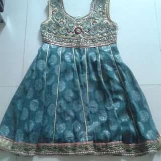 Anarkali Punjabi Suit