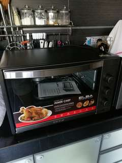 Elba Electric Oven 38L