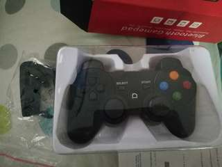 Bluetooth gamepad new