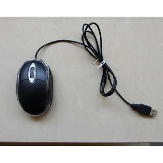 MigNon USB Optical Mouse