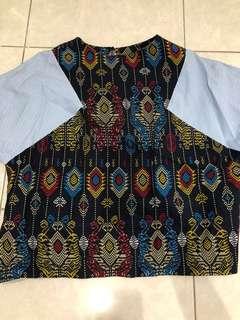 (Modern) Batik top