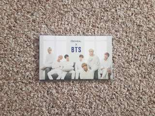 BTSxMEDIHEAL Photocard  Set