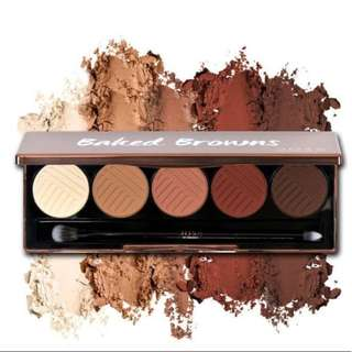[PO] Dose Of Colours Baked Browns Palette