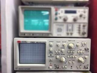 示波器CALTEK CS9021 20MHz OSCILLOSCOPE