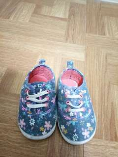 Enfant floral shoes