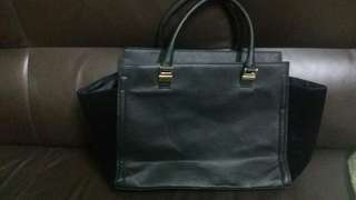 H&M bag large with zipper