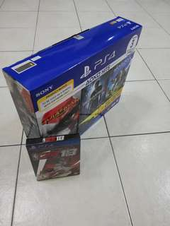 PS4 Play 1 time only , 2 year warranty,free nba 2k18