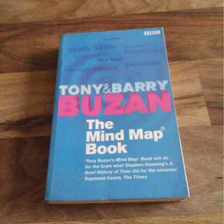 The Mind Map Book - Tony & Barry Buzan