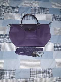 PRE-OWNED AUTHENTIC LONGCHAMP NEO