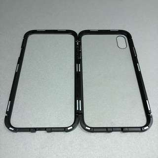 iphone X magnetic case (onhand)