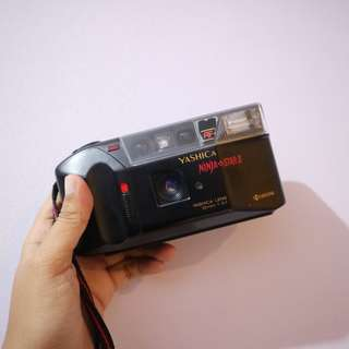 Jual Pocket Camera Yashica Ninja Star-II Kamera Analog