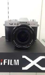 Kamera FujiFilm X-T20 Lens 18-55 MURAH (Kredit TANPA CC)