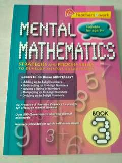 Mental Mathematics P3