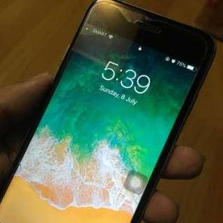 Iphone 6s 16gb Smart Locked