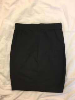 Australian Supre Black Skirt
