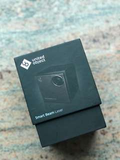 韓國 UO Smart Beam 智能投影器 通過設計 UO Beam Laser