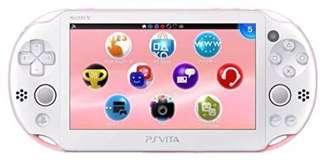 PS Vita Baby Pink