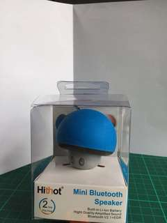Mini bluethtooth speaker