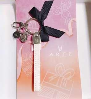 $128 Arte Madrid keychain set 鎖匙扣套裝