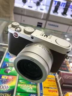Leica X TYP113 Silver Color
